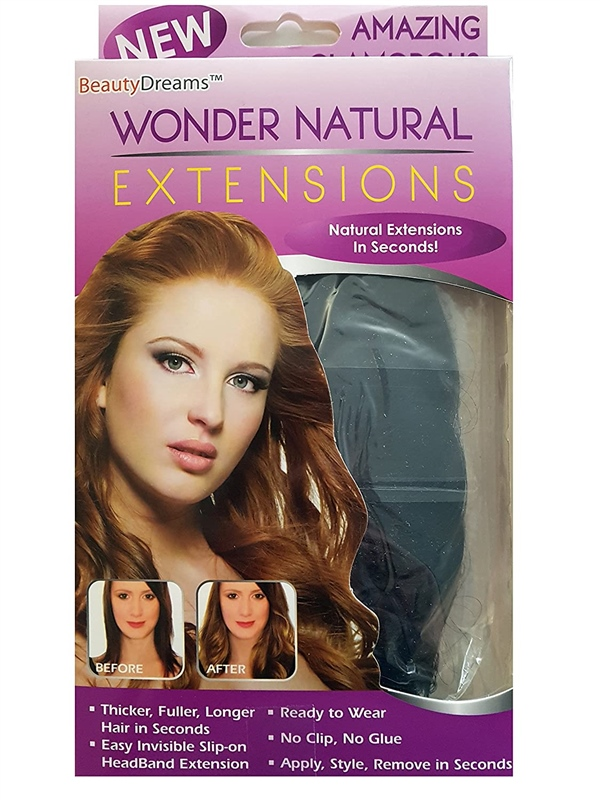 Wonder Natural Extensions (Postiş)